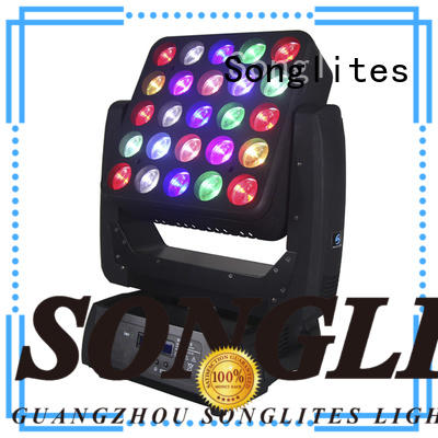 movable stage lights 4pcs 25pcs Warranty Songlites