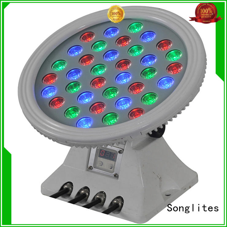 10w 13w outdoor Songlites Brand outdoor led wall washer supplier