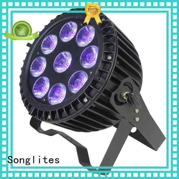 Songlites Brand 10w can rgbw cheap outdoor led lights