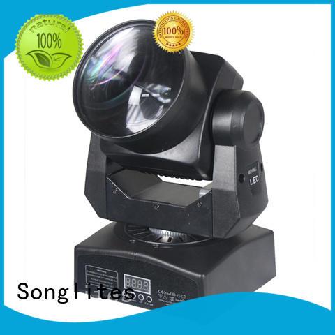 Songlites Brand moving led 37pcs mini led moving head 3w
