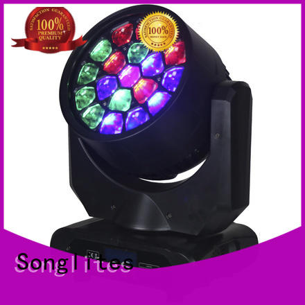 15w dmx moving head led Songlites company
