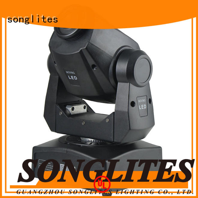 high-brightness led moving head beam orientable for theater
