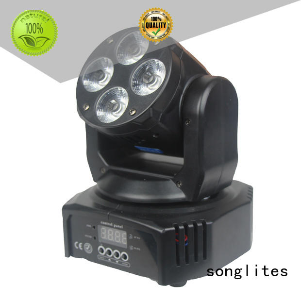Songlites Brand cree double face moving stage lights