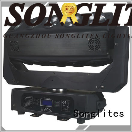 Songlites mini spider beam light factory for bands