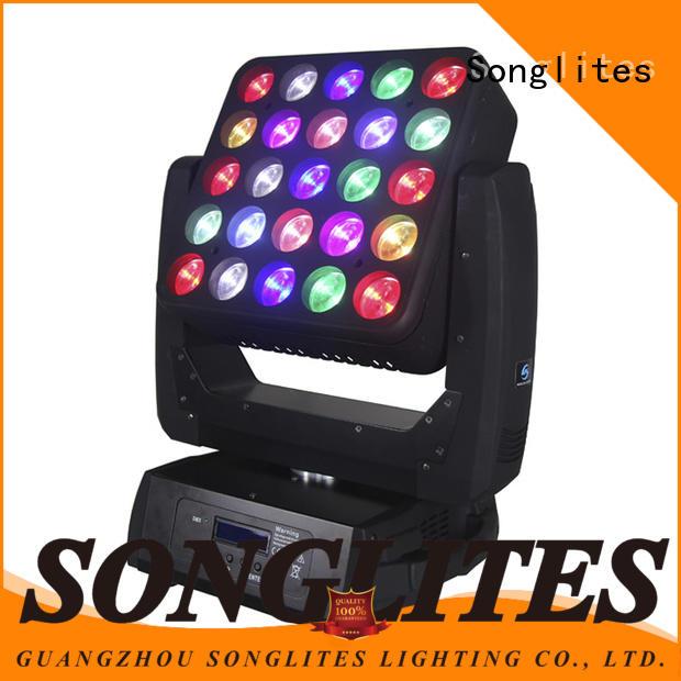 High brightness led light moving 4pcs for sale for bars