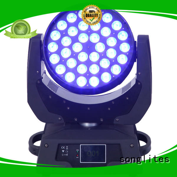 led face moving stage lights cree Songlites