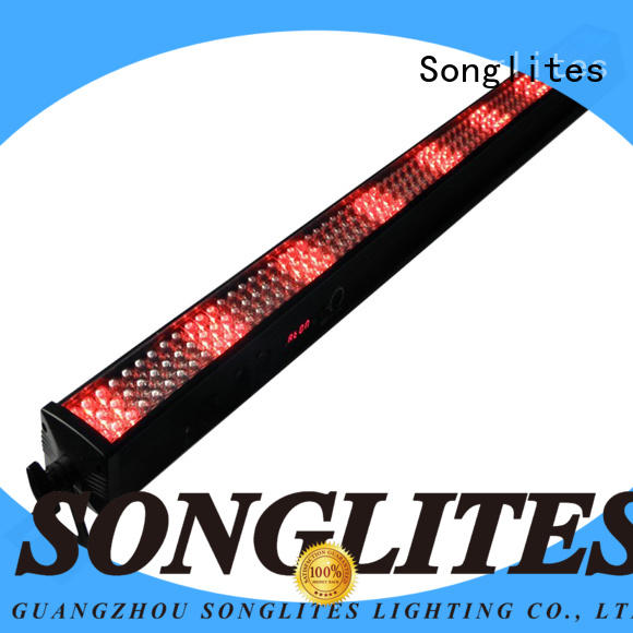 Songlites 10mm wireless indoor lighting easy to use for theaters
