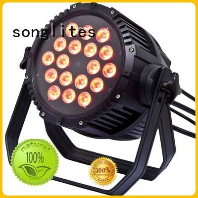 Songlites Brand outdoor in1 pan cheap outdoor led lights