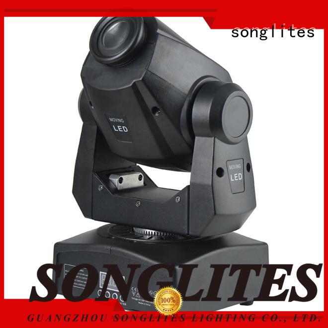 Songlites Brand 90w pocket 150w spot moving head light