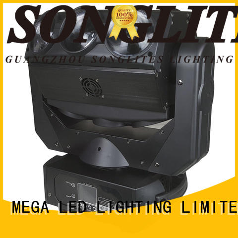 Songlites perfect effects led moving head gobo osram for stage