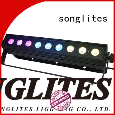 Songlites good quality led wall wash lighting fixtures easy to use for weddings