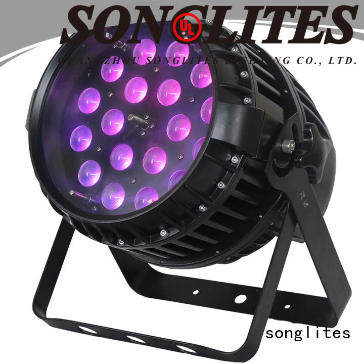 Songlites durable arena par zoom factory price for outdoor