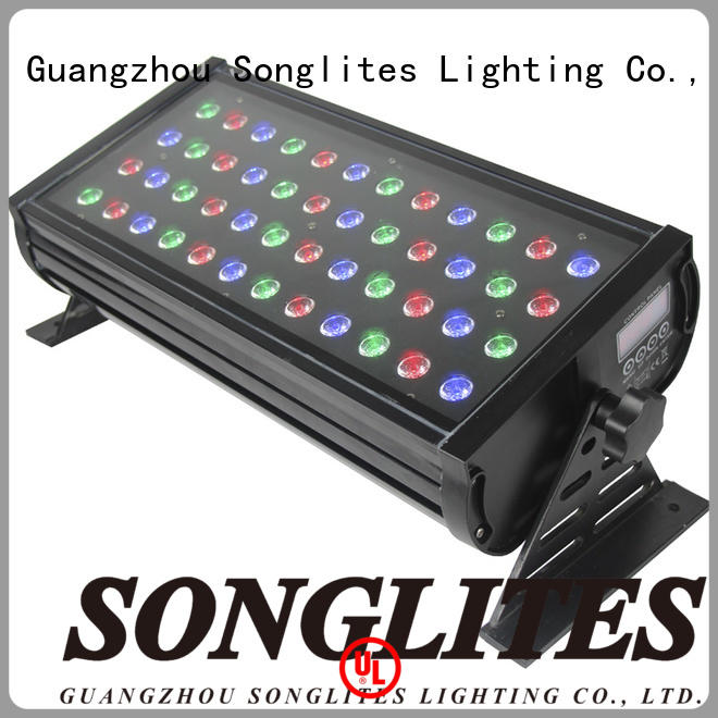 Songlites led outdoor led garden lights manufacturer for theaters