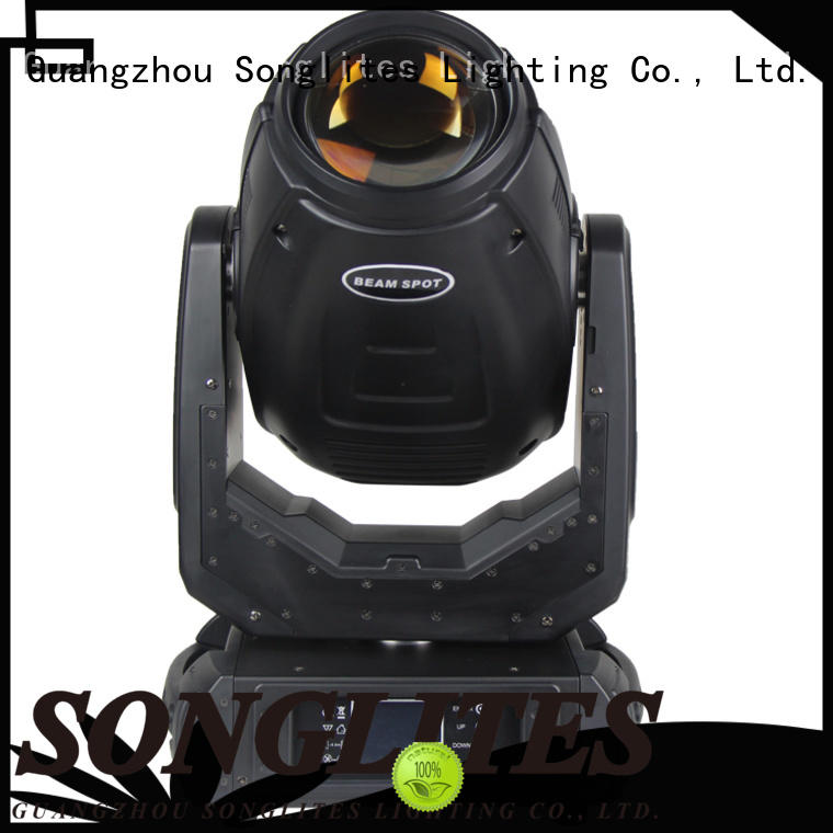 Songlites lamp led stage light price for sale for concerts