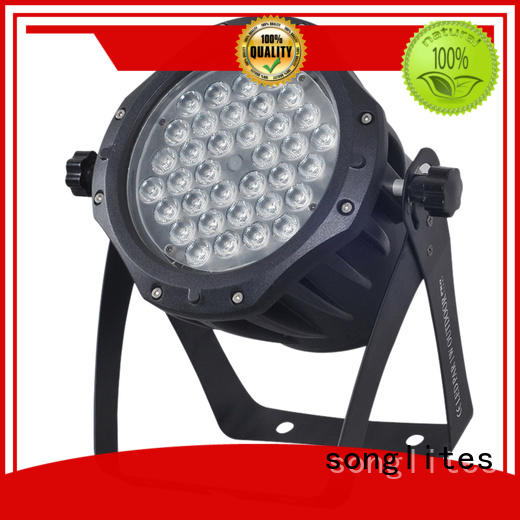 rgbw leds outdoor house spotlights Songlites manufacture