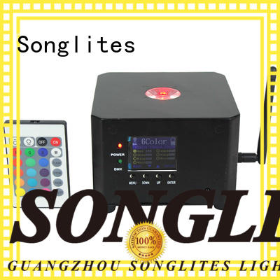 Songlites high quality indoor party lights low noise for weddings
