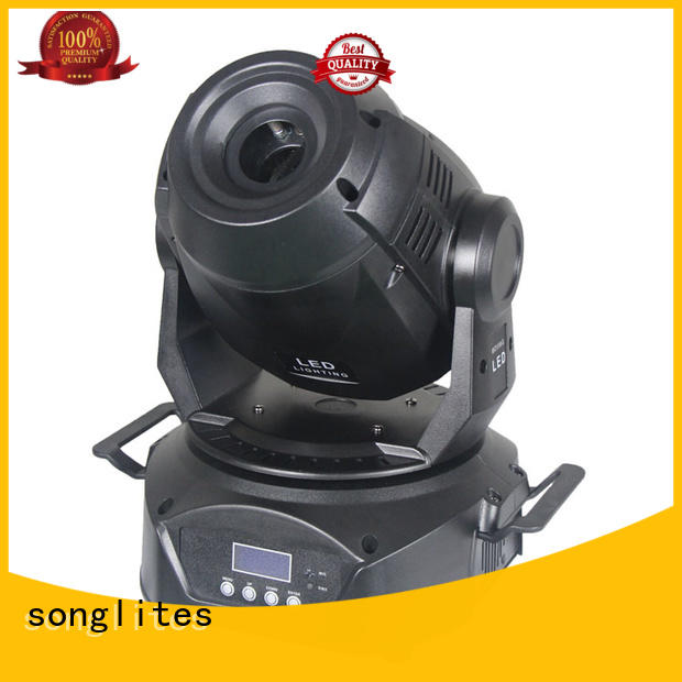 moving 12w 75w moving head spot Songlites Brand