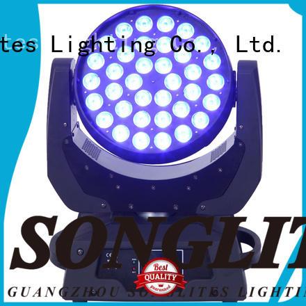 mini moving light led 12w manufacturer for disco (Disco )