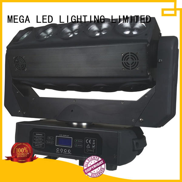 Songlites 15w lights on beams spotlight for concerts