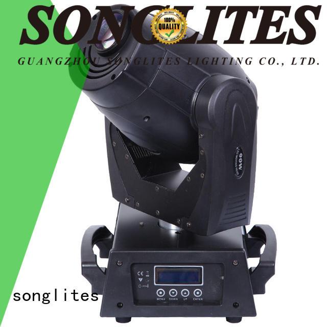 Songlites Brand inno 75w 200w cob led spot head