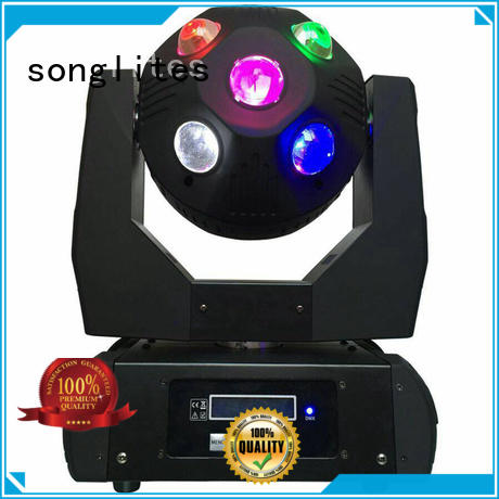Songlites perfect effects bolt beam led light factory for dance halls