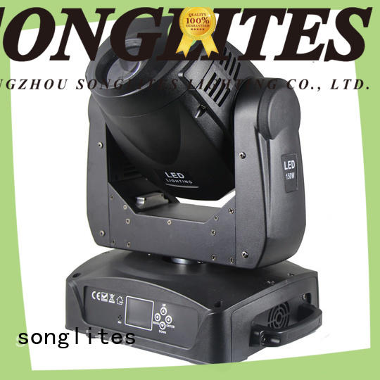 Songlites price led moving head for sale for night club