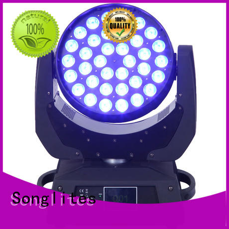 stage lighting design double inno Warranty Songlites