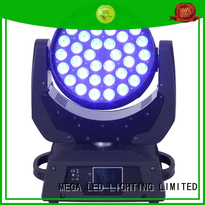 led moving wash light head for bar Songlites