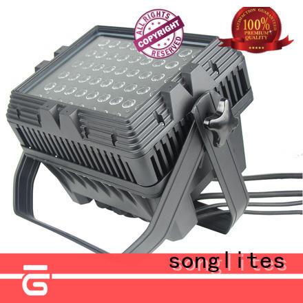 Songlites 3610w solar led lights outdoor manufacturer for botanical garden