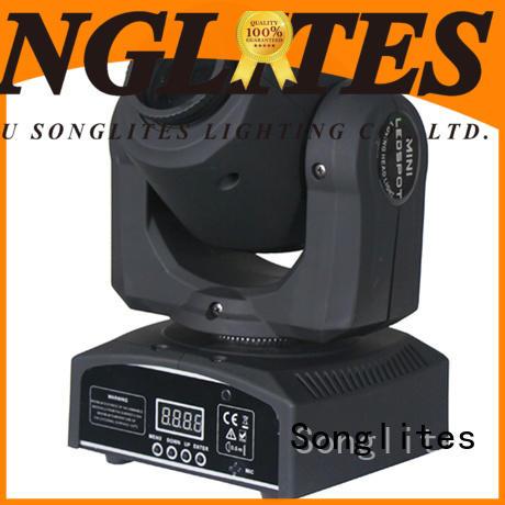 adjustable 575 moving head spot light for sale for ballroom