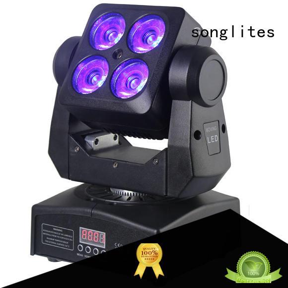 25pcs 12w inno light stage disco lights Songlites
