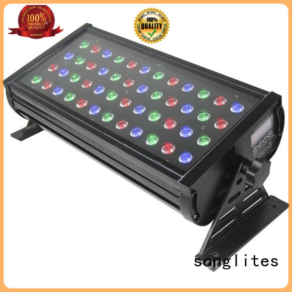 outdoor led decorative lights 54pcs led outdoor landscape lighting Songlites Warranty