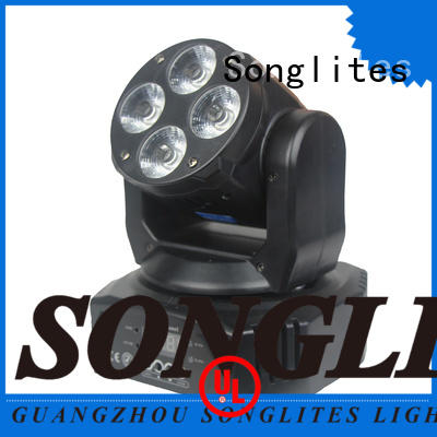 Songlites led moving head lights for sale for slow rocking
