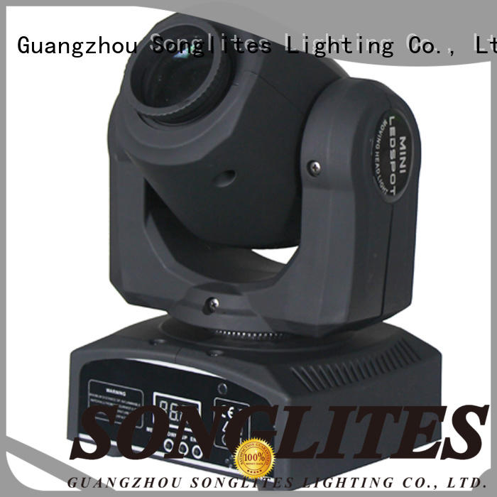Songlites 300w inno spot led energy saving for theater