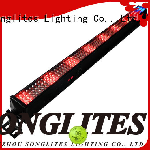 Songlites adjustable led wall washer indoor Low noise for theaters