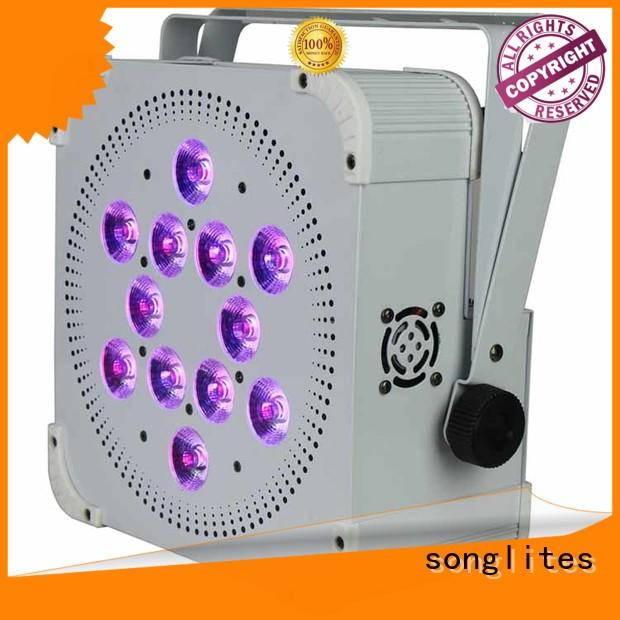 Quality Songlites Brand battery indoor party lights