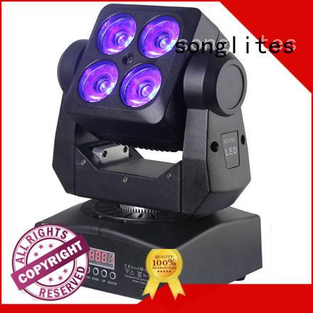 25pcs head cree 12w stage disco lights Songlites