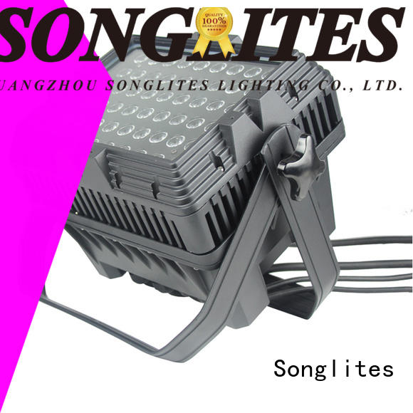 Songlites waterproof rgb wall washer onlion for theaters