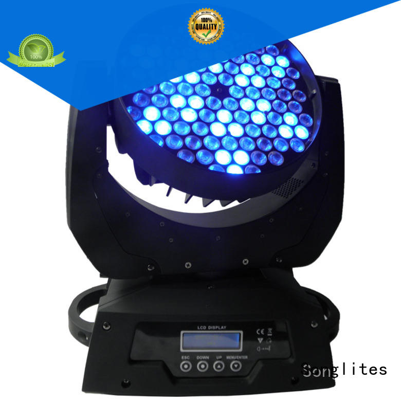 Songlites Brand wash in1 stage lighting design cree supplier