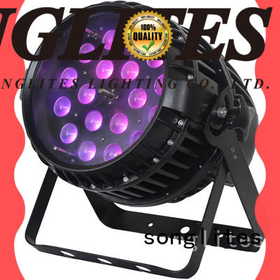 waterproof cheap outdoor led lights remote wholesale for stage