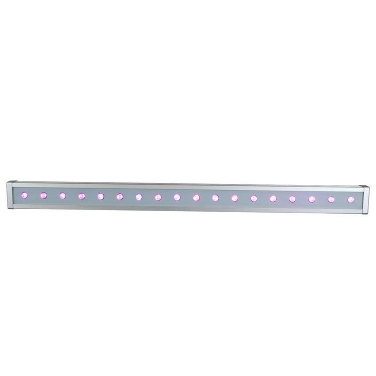 LED Waterproof Wall Washer Light 18PCS 3W RGB SL-2007D