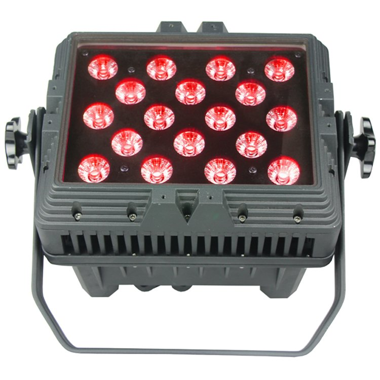 Songlites Wall Washer Light 18PCS 10W 4 In1 LEDs Outdoor SL-2025 Outdoor Wall Washer image41