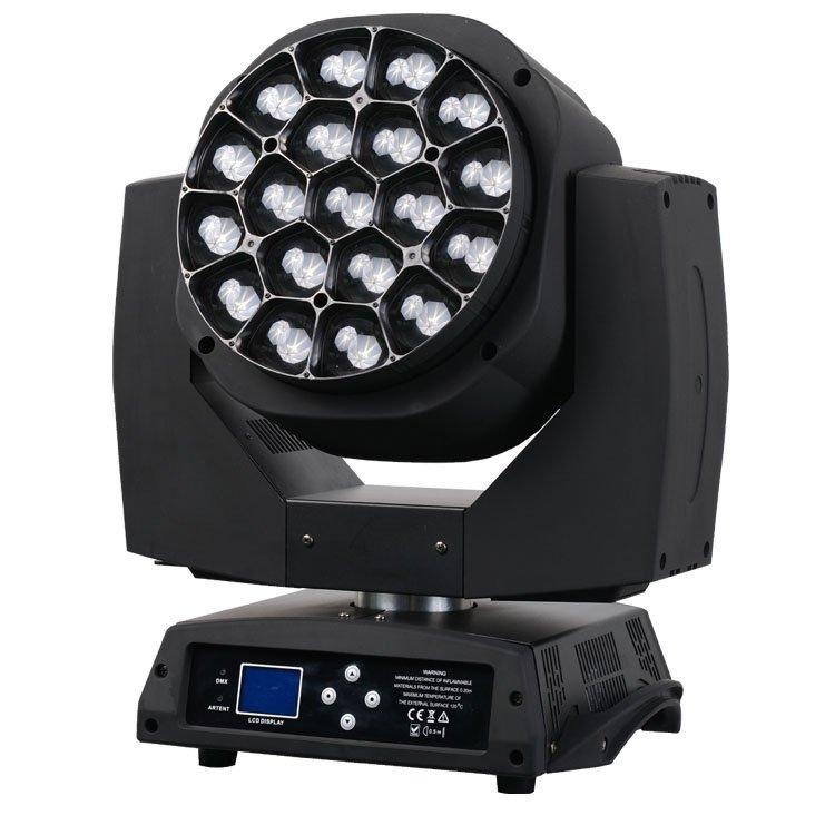 Songlites BigEye 450W OSRAM RGBW LED Moving Head Light SL-1036 Wash Zoom Moving Head Light image57