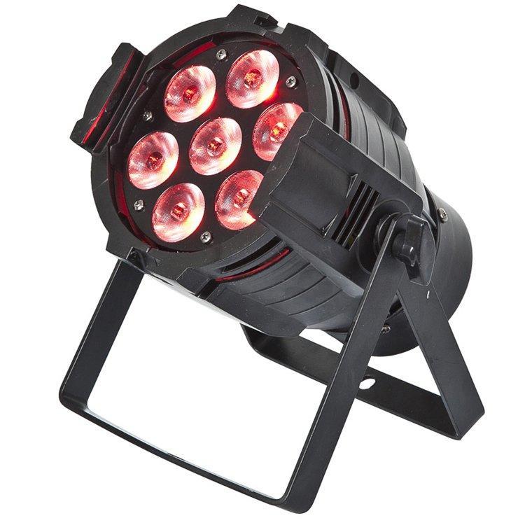 7PCS 10W 4 In1 LED Indoor Par Can Light SL-3114