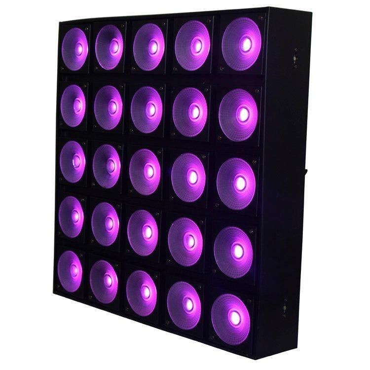 Custom 5x5 led matrix 10w 3w light Songlites