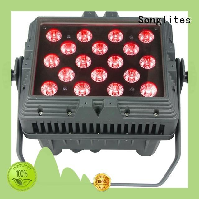 3w low voltage led outdoor lighting 10w for theaters Songlites