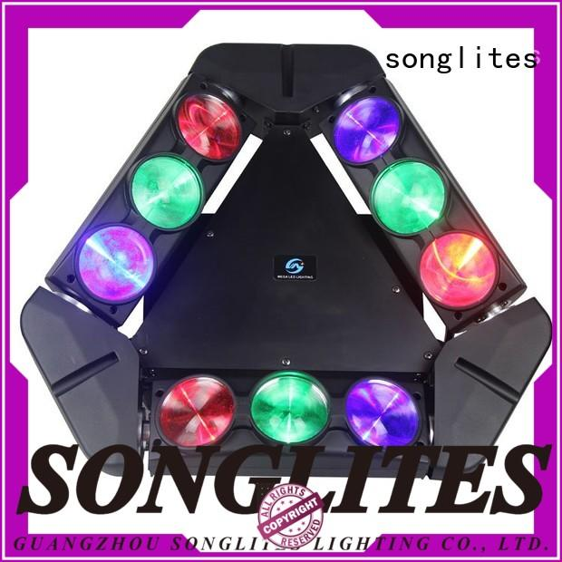 high brightness spider beam light led with discount for dance halls
