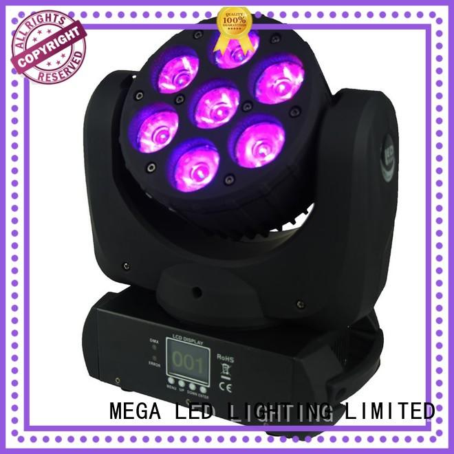 3w 4in mini led moving head white 1pcs Songlites Brand