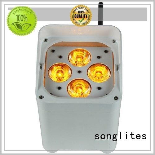indoor disco lights 12pcs 4pcs 6pcs wireless Songlites