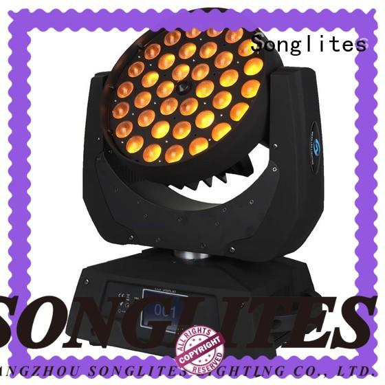 90w mini moving head led on sale for family party Songlites